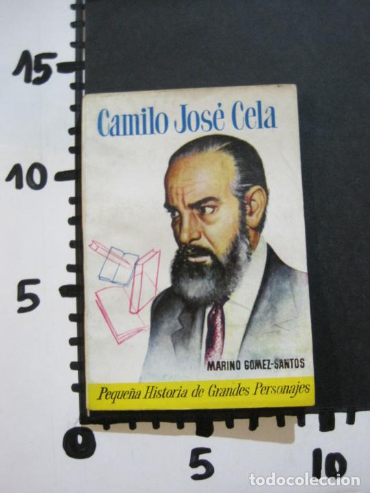 Tebeos: CAMILO JOSE CELA-PEQUEÑA HISTORIA DE GRANDES PERSONAJES-Nº 5-ED· CLIPER 1958-VER FOTOS-(V-20.312) - Foto 15 - 207013663