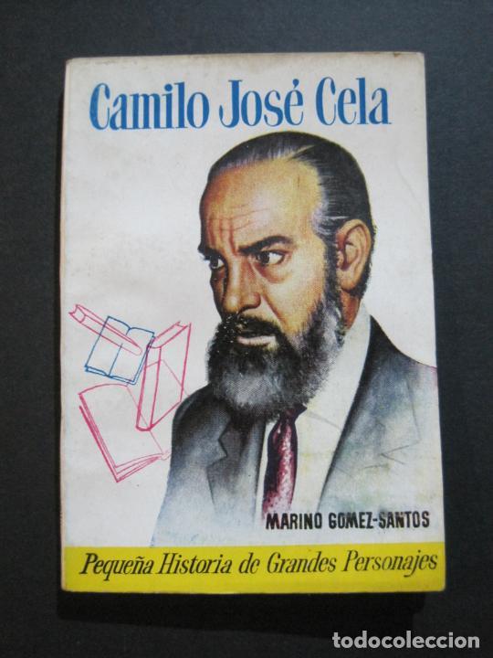 CAMILO JOSE CELA-PEQUEÑA HISTORIA DE GRANDES PERSONAJES-Nº 5-ED· CLIPER 1958-VER FOTOS-(V-20.312) (Tebeos y Comics - Cliper - Otros)