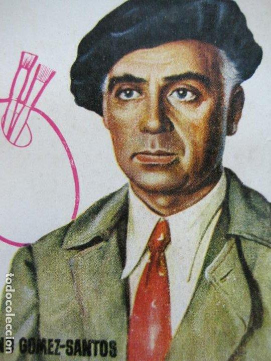 Tebeos: DANIEL VAZQUEZ DIAZ-PEQUEÑA HISTORIA DE GRANDES PERSONAJES-Nº 7-CLIPER 1958-VER FOTOS-(V-20.314) - Foto 2 - 207014912