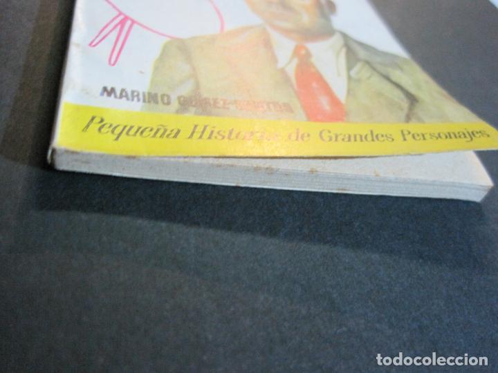 Tebeos: DANIEL VAZQUEZ DIAZ-PEQUEÑA HISTORIA DE GRANDES PERSONAJES-Nº 7-CLIPER 1958-VER FOTOS-(V-20.314) - Foto 6 - 207014912