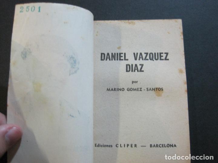 Tebeos: DANIEL VAZQUEZ DIAZ-PEQUEÑA HISTORIA DE GRANDES PERSONAJES-Nº 7-CLIPER 1958-VER FOTOS-(V-20.314) - Foto 8 - 207014912