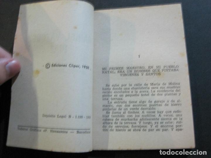 Tebeos: DANIEL VAZQUEZ DIAZ-PEQUEÑA HISTORIA DE GRANDES PERSONAJES-Nº 7-CLIPER 1958-VER FOTOS-(V-20.314) - Foto 9 - 207014912