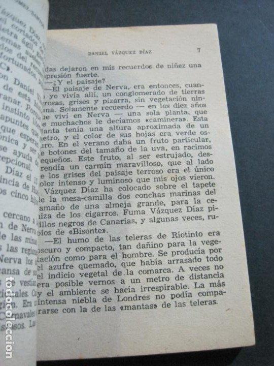 Tebeos: DANIEL VAZQUEZ DIAZ-PEQUEÑA HISTORIA DE GRANDES PERSONAJES-Nº 7-CLIPER 1958-VER FOTOS-(V-20.314) - Foto 10 - 207014912