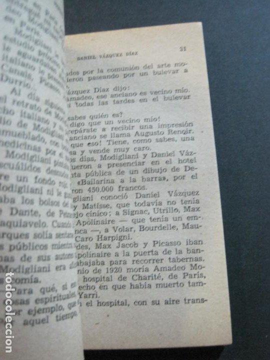 Tebeos: DANIEL VAZQUEZ DIAZ-PEQUEÑA HISTORIA DE GRANDES PERSONAJES-Nº 7-CLIPER 1958-VER FOTOS-(V-20.314) - Foto 11 - 207014912