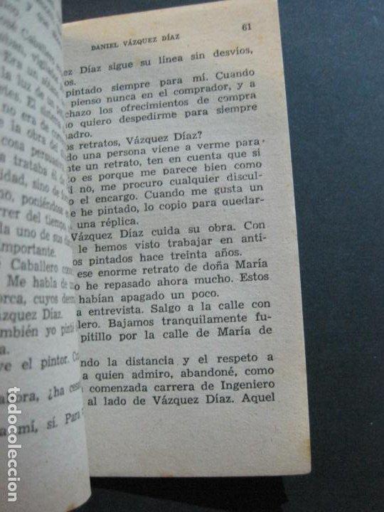Tebeos: DANIEL VAZQUEZ DIAZ-PEQUEÑA HISTORIA DE GRANDES PERSONAJES-Nº 7-CLIPER 1958-VER FOTOS-(V-20.314) - Foto 12 - 207014912