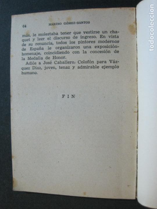Tebeos: DANIEL VAZQUEZ DIAZ-PEQUEÑA HISTORIA DE GRANDES PERSONAJES-Nº 7-CLIPER 1958-VER FOTOS-(V-20.314) - Foto 13 - 207014912