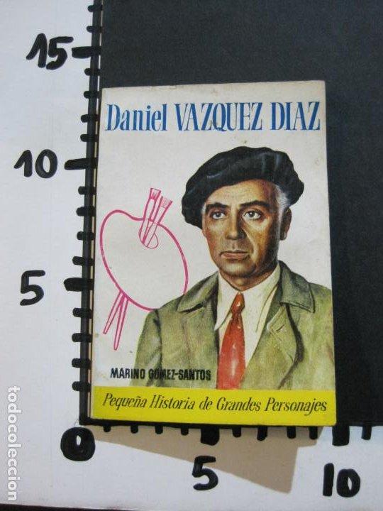 Tebeos: DANIEL VAZQUEZ DIAZ-PEQUEÑA HISTORIA DE GRANDES PERSONAJES-Nº 7-CLIPER 1958-VER FOTOS-(V-20.314) - Foto 16 - 207014912