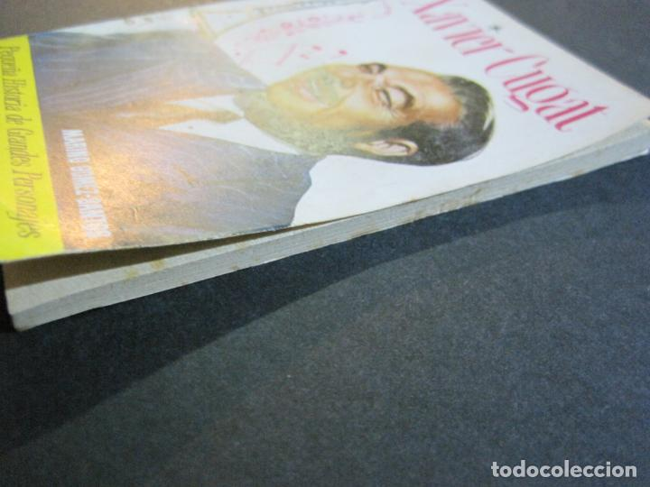 Tebeos: XAVIER CUGAT-PEQUEÑA HISTORIA DE GRANDES PERSONAJES-Nº 8-CLIPER 1958-VER FOTOS-(V-20.315) - Foto 5 - 207015076