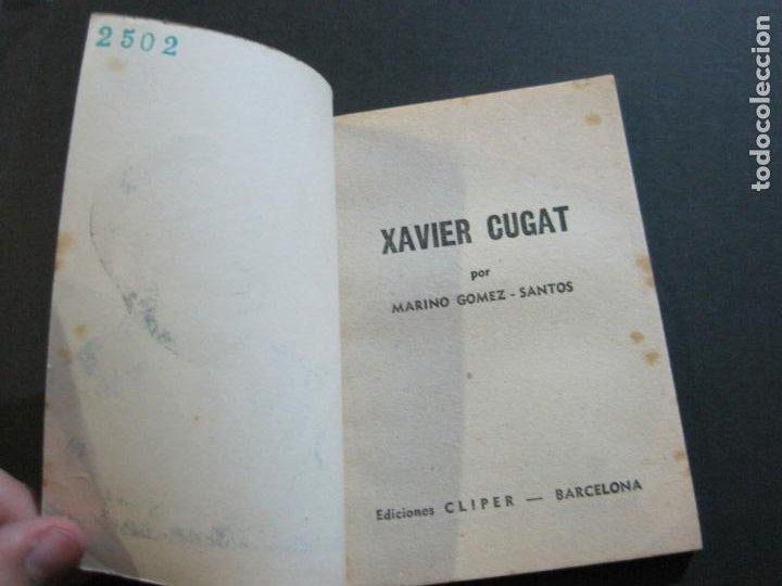 Tebeos: XAVIER CUGAT-PEQUEÑA HISTORIA DE GRANDES PERSONAJES-Nº 8-CLIPER 1958-VER FOTOS-(V-20.315) - Foto 6 - 207015076