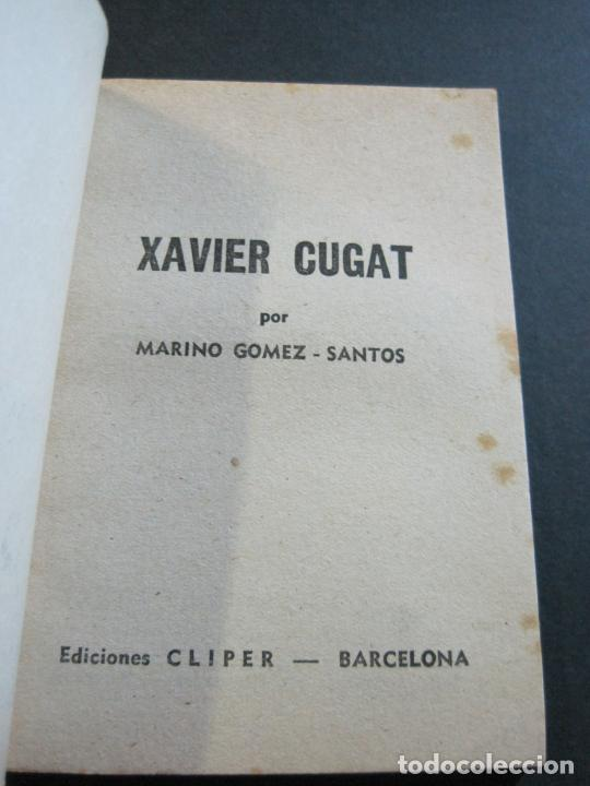 Tebeos: XAVIER CUGAT-PEQUEÑA HISTORIA DE GRANDES PERSONAJES-Nº 8-CLIPER 1958-VER FOTOS-(V-20.315) - Foto 7 - 207015076