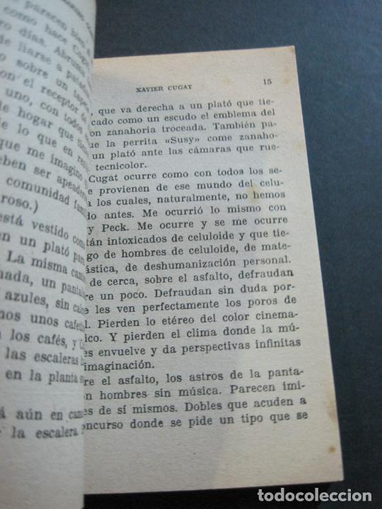 Tebeos: XAVIER CUGAT-PEQUEÑA HISTORIA DE GRANDES PERSONAJES-Nº 8-CLIPER 1958-VER FOTOS-(V-20.315) - Foto 10 - 207015076