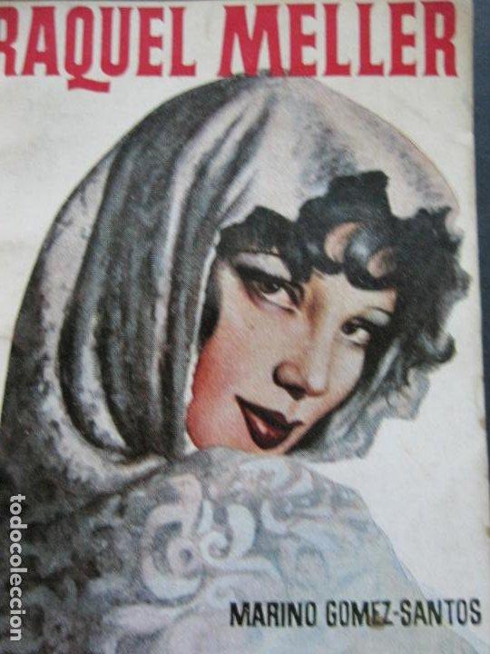 Tebeos: RAQUEL MELLER-PEQUEÑA HISTORIA DE GRANDES PERSONAJES-Nº 9-CLIPER 1958-VER FOTOS-(V-20.316) - Foto 2 - 207015443
