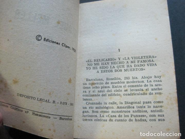 Tebeos: RAQUEL MELLER-PEQUEÑA HISTORIA DE GRANDES PERSONAJES-Nº 9-CLIPER 1958-VER FOTOS-(V-20.316) - Foto 7 - 207015443