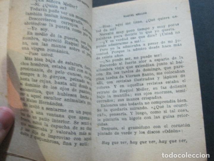Tebeos: RAQUEL MELLER-PEQUEÑA HISTORIA DE GRANDES PERSONAJES-Nº 9-CLIPER 1958-VER FOTOS-(V-20.316) - Foto 8 - 207015443