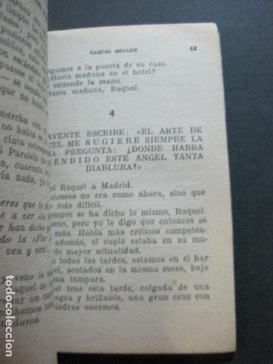 Tebeos: RAQUEL MELLER-PEQUEÑA HISTORIA DE GRANDES PERSONAJES-Nº 9-CLIPER 1958-VER FOTOS-(V-20.316) - Foto 9 - 207015443