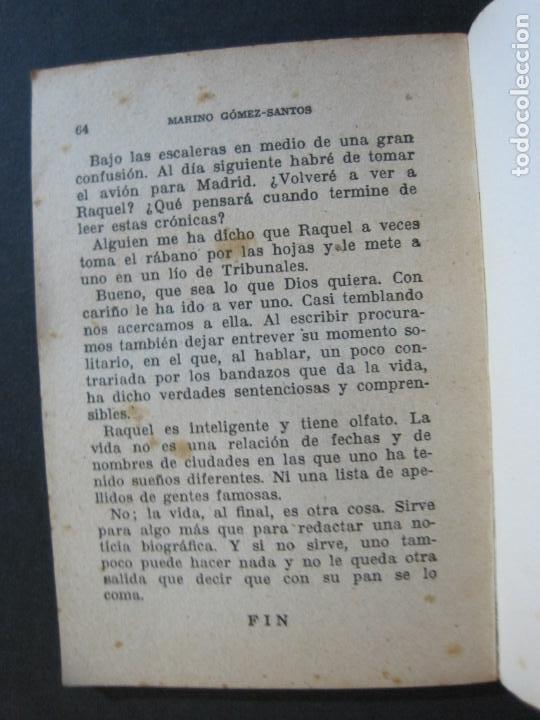 Tebeos: RAQUEL MELLER-PEQUEÑA HISTORIA DE GRANDES PERSONAJES-Nº 9-CLIPER 1958-VER FOTOS-(V-20.316) - Foto 10 - 207015443