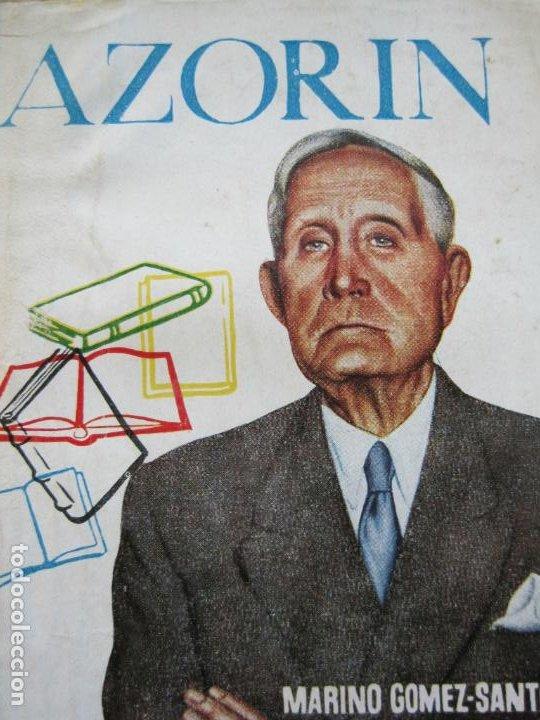 Tebeos: AZORIN-PEQUEÑA HISTORIA DE GRANDES PERSONAJES-Nº 10-CLIPER 1958-VER FOTOS-(V-20.317) - Foto 2 - 207015617