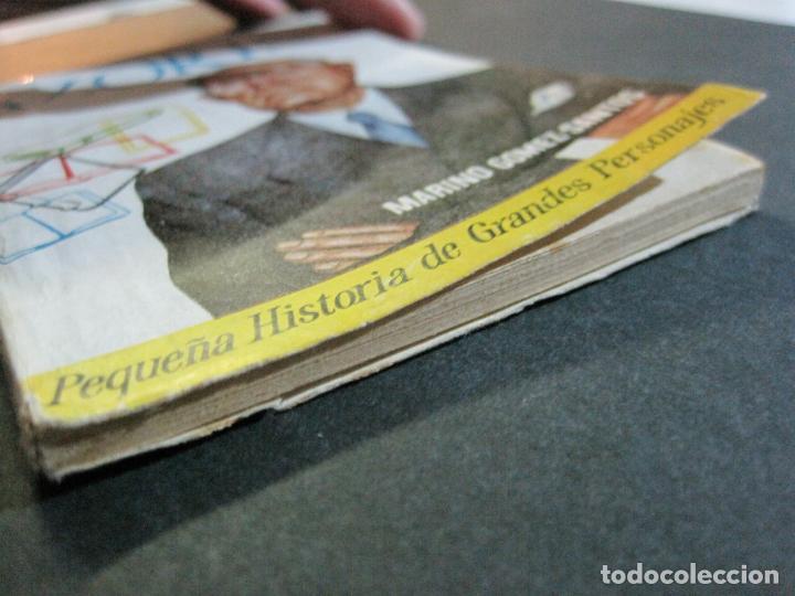 Tebeos: AZORIN-PEQUEÑA HISTORIA DE GRANDES PERSONAJES-Nº 10-CLIPER 1958-VER FOTOS-(V-20.317) - Foto 4 - 207015617