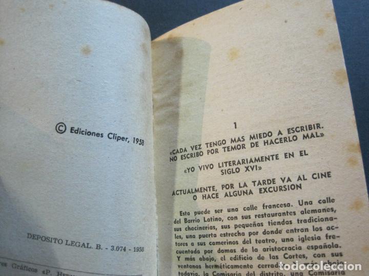 Tebeos: AZORIN-PEQUEÑA HISTORIA DE GRANDES PERSONAJES-Nº 10-CLIPER 1958-VER FOTOS-(V-20.317) - Foto 9 - 207015617