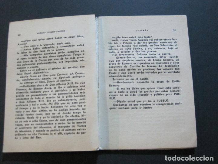 Tebeos: AZORIN-PEQUEÑA HISTORIA DE GRANDES PERSONAJES-Nº 10-CLIPER 1958-VER FOTOS-(V-20.317) - Foto 12 - 207015617
