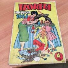 Tebeos: FLORITA ALMANAQUE PARA 1954 (CLIPER) (COIB95). Lote 209340713