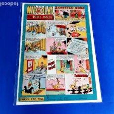 Tebeos: NICOLAS Nº 73 ORIGINAL EDICIONES CLIPER 1948. Lote 209615557