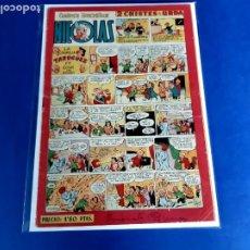 Tebeos: NICOLAS Nº 81 ORIGINAL EDICIONES CLIPER 1948. Lote 209615640