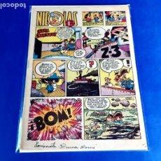 Tebeos: NICOLAS Nº 85 ORIGINAL EDICIONES CLIPER 1948. Lote 209615718