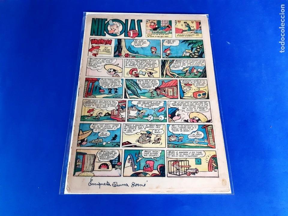 NICOLAS Nº 86 ORIGINAL EDICIONES CLIPER 1948 (Tebeos y Comics - Cliper - Otros)