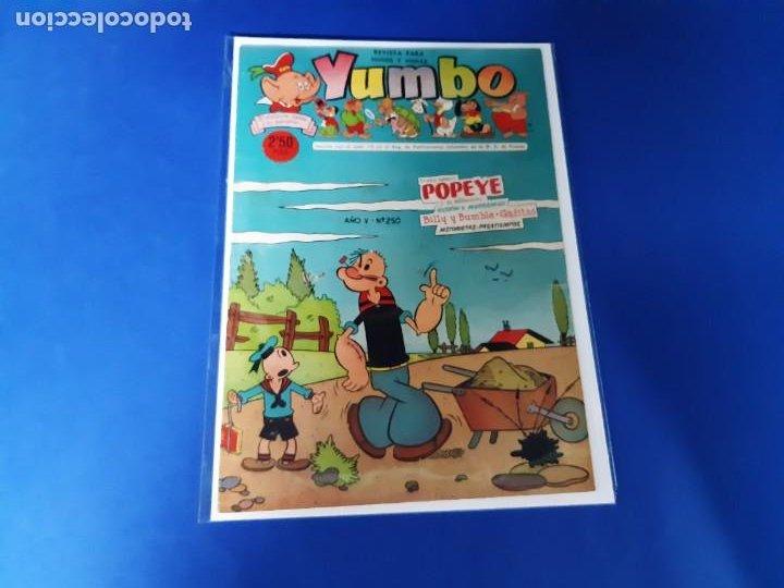 YUMBO Nº 250 CLIPER- BUEN ESTADO (Tebeos y Comics - Cliper - Yumbo)