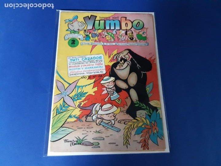 YUMBO Nº 138 CLIPER- BUEN ESTADO (Tebeos y Comics - Cliper - Yumbo)