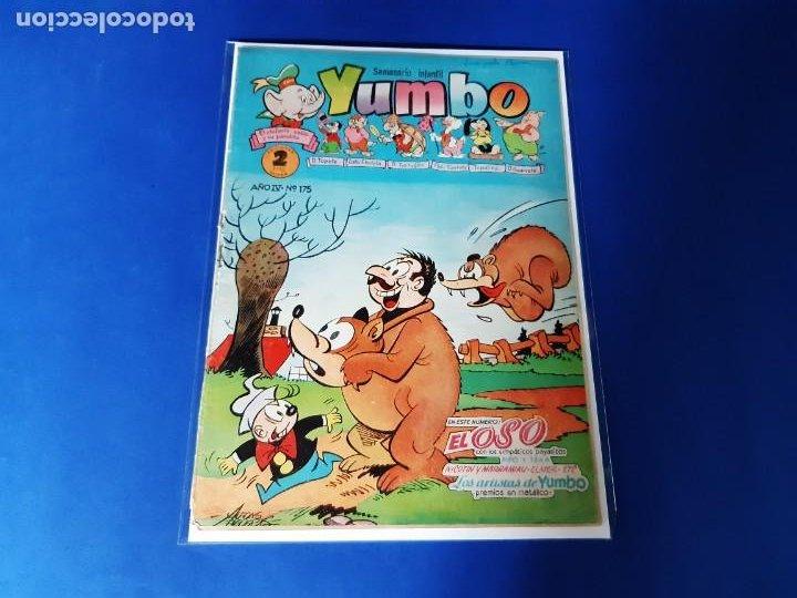 YUMBO Nº 175 CLIPER- BUEN ESTADO (Tebeos y Comics - Cliper - Yumbo)
