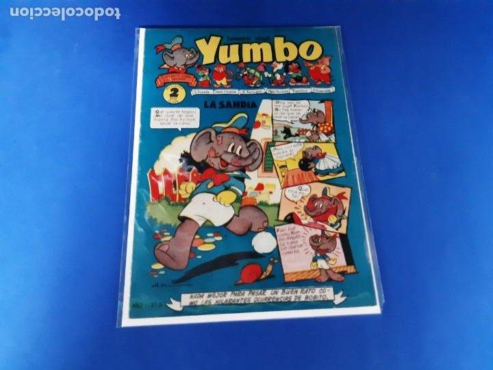 YUMBO Nº 13 CLIPER- BUEN ESTADO (Tebeos y Comics - Cliper - Yumbo)