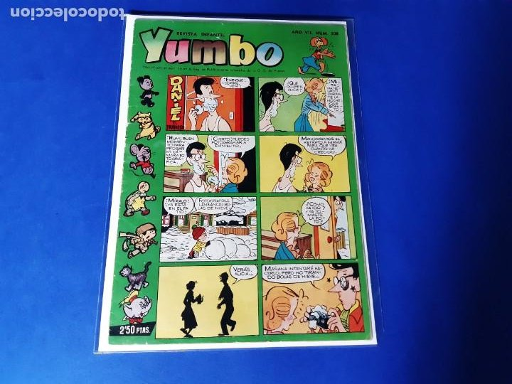 YUMBO Nº 308 CLIPER- BUEN ESTADO (Tebeos y Comics - Cliper - Yumbo)