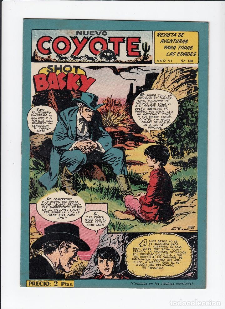 Tebeos: Lote de 15 tebeos de El Coyote. Ediciones Cliper. Originales. - Foto 6 - 210830975