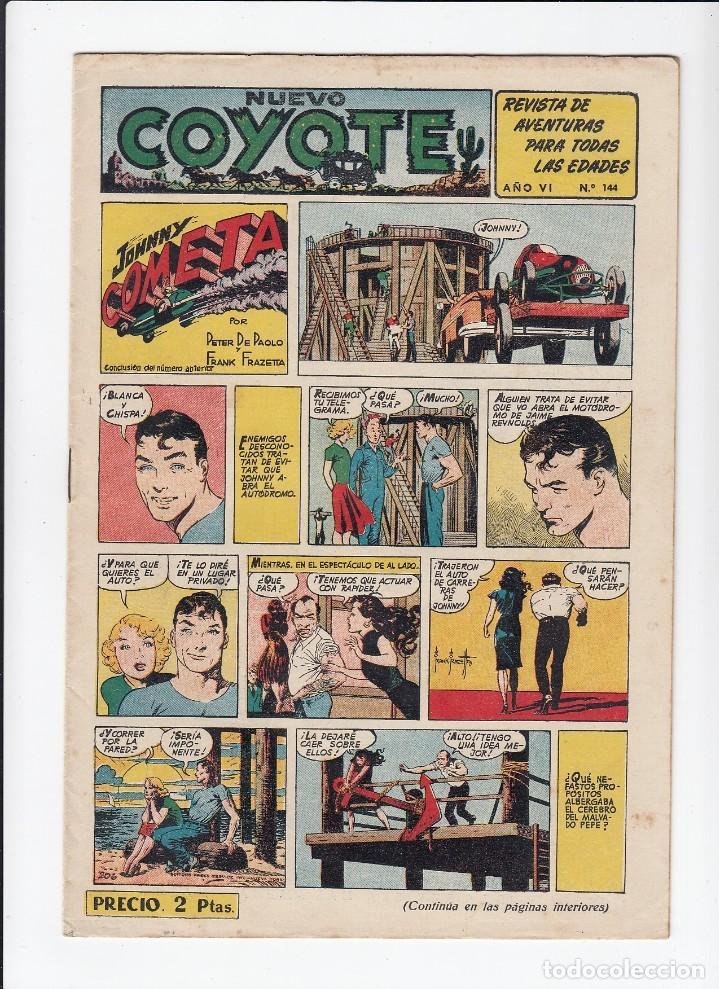 Tebeos: Lote de 15 tebeos de El Coyote. Ediciones Cliper. Originales. - Foto 12 - 210830975