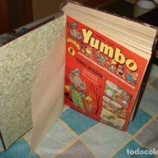 Tebeos: TOMO YUMBO + DUMBO, 33 NÚMEROS, BUEN ESTADO. Lote 212491057