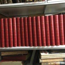 Tebeos: FLORITA 19 TOMOS CON 592 NUMEROS. EDITORIAL CLIPER/HISPANO AMERICANA 1949-60. Lote 213617202