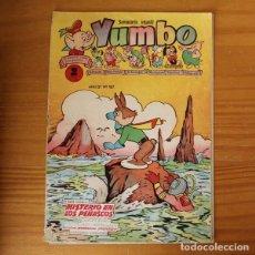 Tebeos: YUMBO 187 AYNE, DAVY CROCKETT JORGE BUXADE, SALVADOR MESTRES, JORGE GIN... EDICIONES CLIPER. Lote 215322193