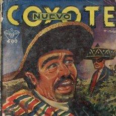 Tebeos: NUEVO COYOTE Nº 136 (EL VALLE DE LOS 13 AHORCADOS) EDICIONES CLIPPER. Lote 216840673