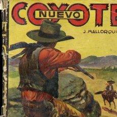 Tebeos: NUEVO COYOTE Nº 134 (SENDA DE BALAS) EDICIONES CLIPPER. Lote 216840791