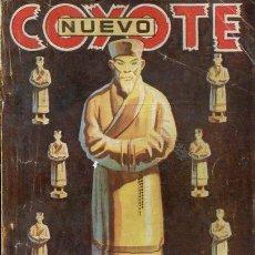 Tebeos: NUEVO COYOTE Nº 149 (SIETE BONZOS AMARILLOS) EDICIONES CLIPPER. Lote 216841022