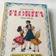 Tebeos: FLORITA- VOLUMEN V. Lote 216957812