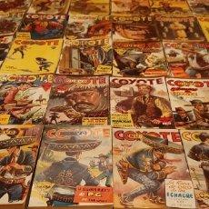 Livros de Banda Desenhada: RESERVADO. EL NUEVO COYOTE,39 NÚMEROS. JOSE MALLORQUI,CLIPER.. Lote 217136310
