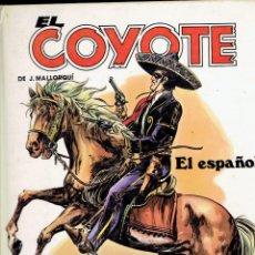 Tebeos: EL COYOTE N,5 EDICIONES FORUM AÑO 1983 DE J,MALLORQUI. Lote 217318163