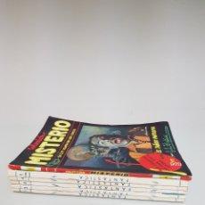 Tebeos: FANTASTICA, MAGAZINE DE HISTORIAS, LEYENDAS Y RELATOS IMPRESIONANTES, ED. CLIPER. COLECCION MISTERIO. Lote 217441665