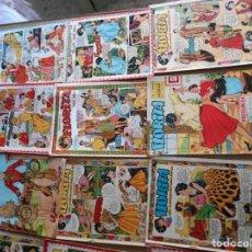 Livros de Banda Desenhada: TEBEOS DE FLORITA LOTE DE 30 NUMEROS. Lote 217847418