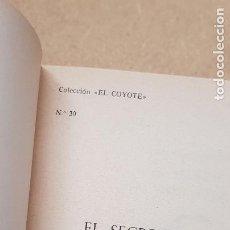Tebeos: Nº 30 EL SECRETO. Lote 218497633
