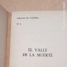 Tebeos: Nº 4 EL VALLE DE LA MUERTE. Lote 218497792