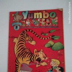 Tebeos: YUMBO SEMANARIO INFANTIL Nº 127. Lote 220075865